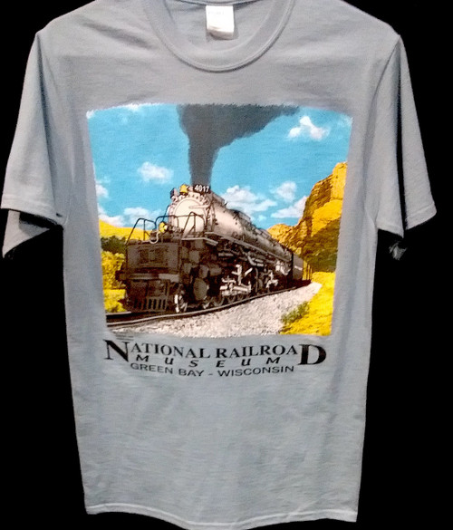 "Union Pacific ""Big Boy"" in Utah Shirt"