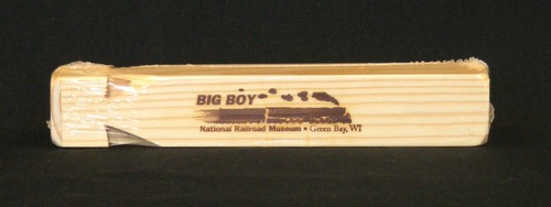 "Union Pacific ""Big Boy"" 4-Tone Wooden Train Whistle"