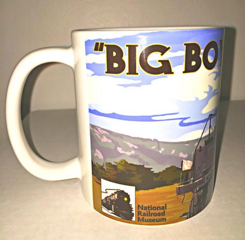 "National Railroad Museum® - Union Pacific ""Big Boy"" 4017 Mug"