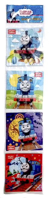 Thomas & Friends™ Mini Seasonal Jigsaw Puzzles