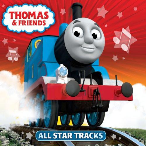 Thomas & Friends™ All Star Tracks CD