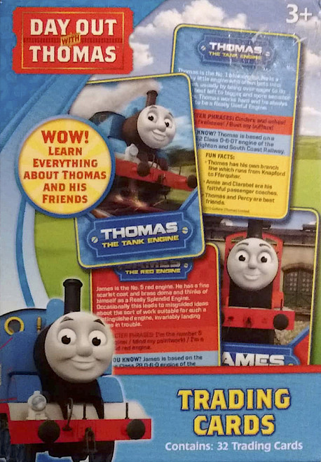Thomas & Friends™ Day Out With Thomas Trading Cards