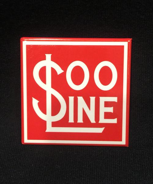Soo Line Magnet
