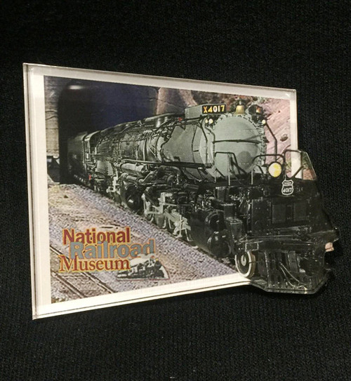 "National Railroad Museum® Magnet - Union Pacific ""Big Boy"""