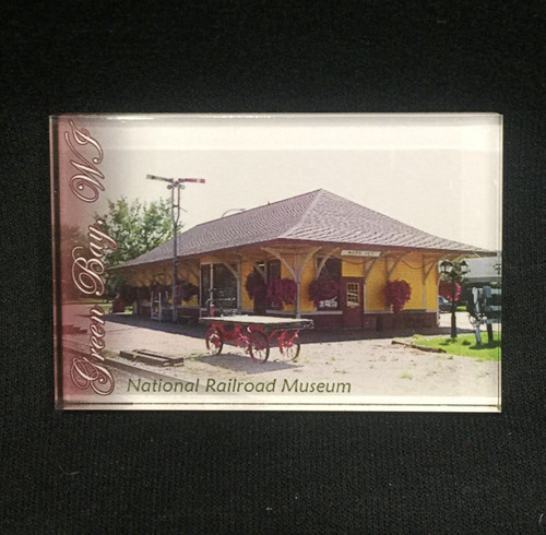 National Railroad Museum® Magnet - Children's Discovery Depot