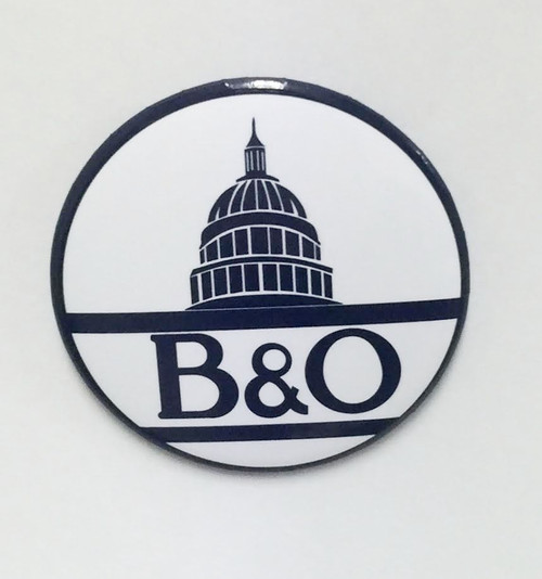Baltimore & Ohio (B&O) Magnet