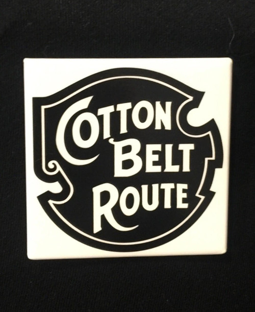 Cotton Belt Route Magnet