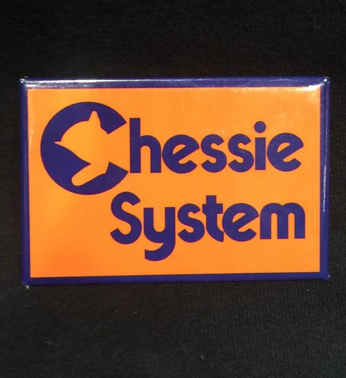 Chessie System Magnet