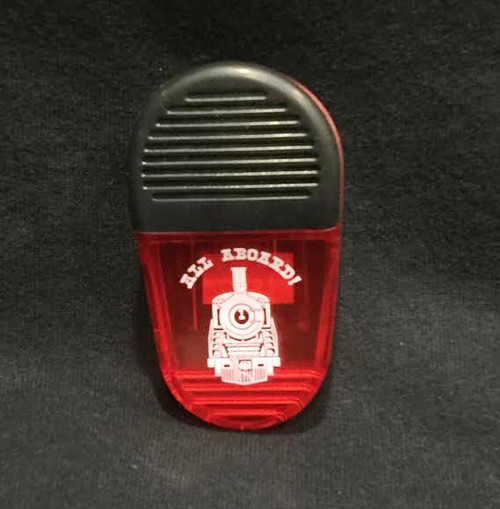 All Aboard Magnet Clip - Red