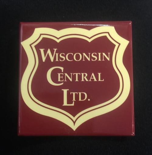 Wisconsin Central Ltd. Magnet