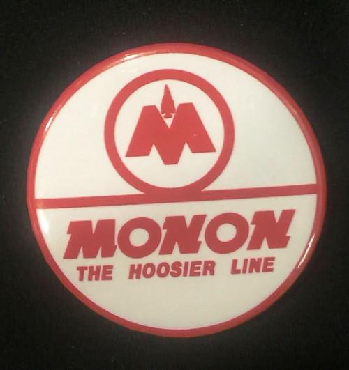 """Monon """"The Hoosier Line"""" Magnet"""