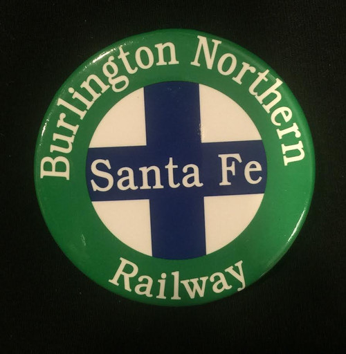 Burlington Northern Santa Fe Railway Magnet