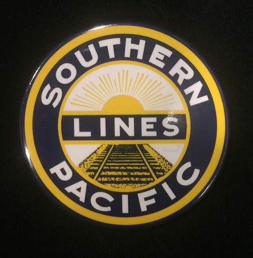 Southern Pacific Lines Magnet