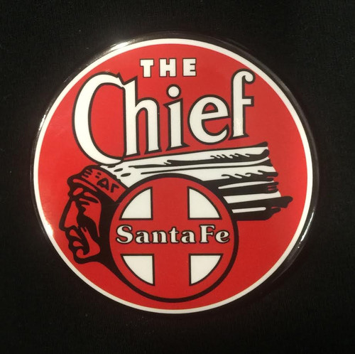 Santa Fe - The Chief Magnet