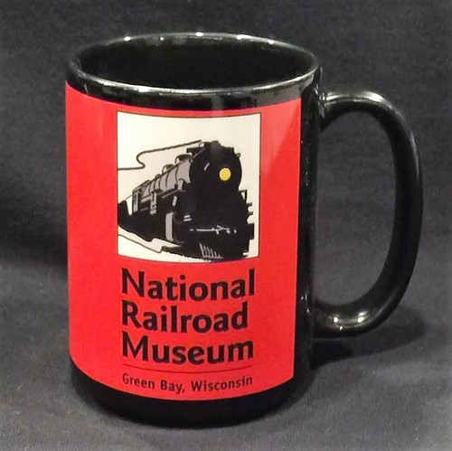 National Railroad Museum® Mug - Red