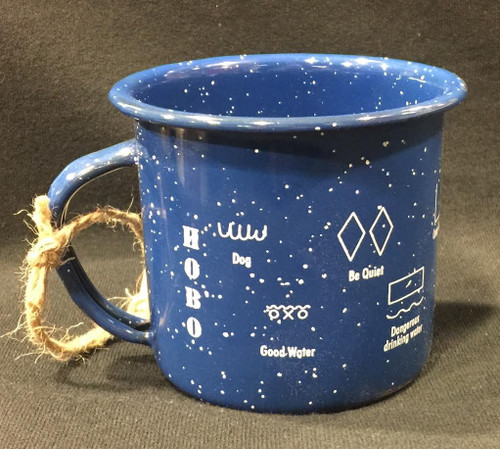 Mini Hobo Signs Mug