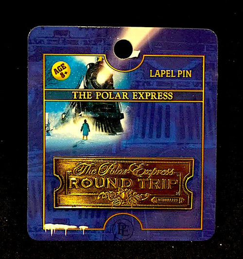 The Polar Express™ Ticket Pin
