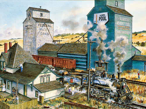 Meeting Creek 1000-Piece Puzzle by SunsOut