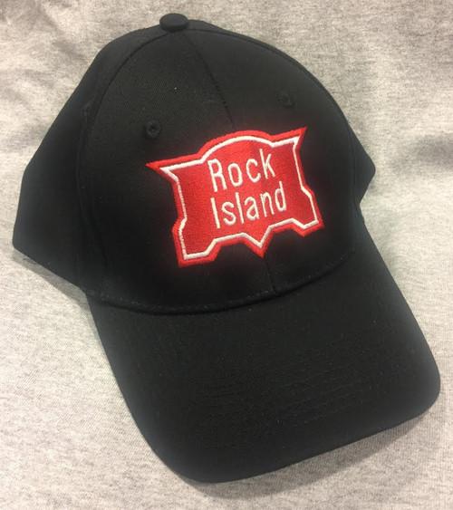 Rock Island Railroad Hat