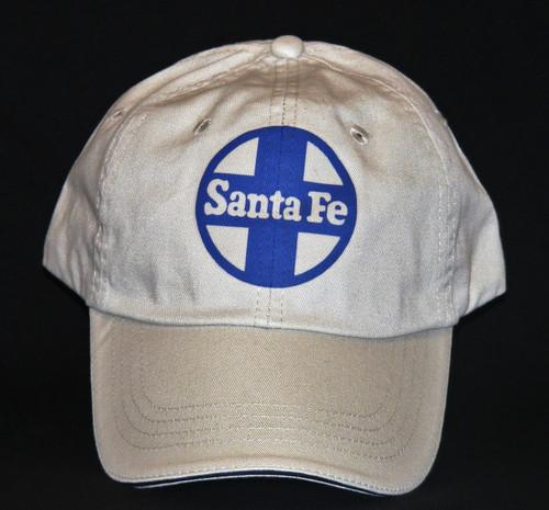 Santa Fe Railroad Hat - Khaki
