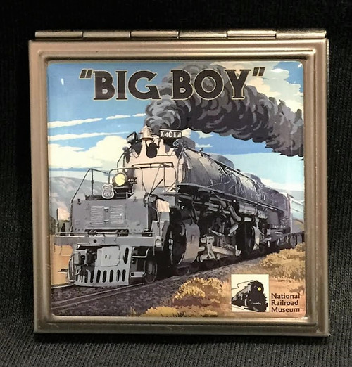 "Union Pacific ""Big Boy"" Handheld Mirror"