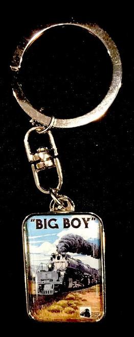 """Union Pacific """"Big Boy"""" Keychain"""