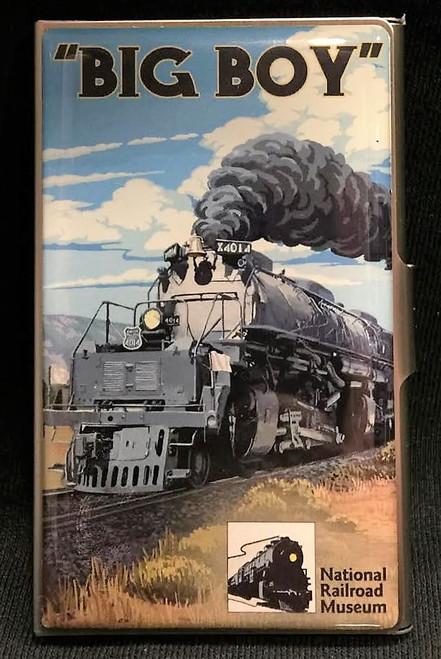 "Union Pacific ""Big Boy"" Money/Card Case"