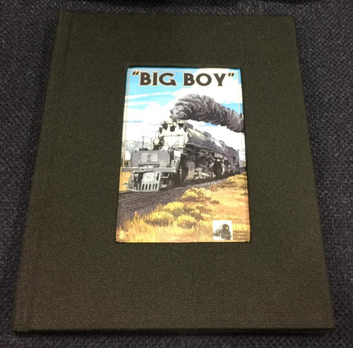 "Union Pacific ""Big Boy"" Notebook"