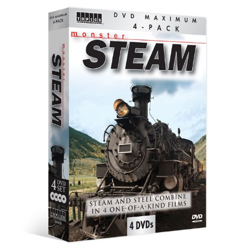 Monster Steam DVD