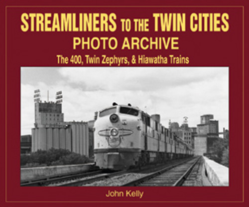 Streamliners to the Twin Cities Book