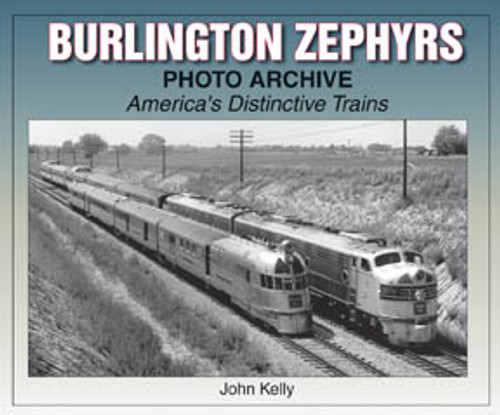 Burlington Zephyrs Book
