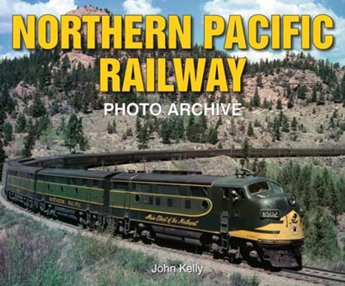 Northern Pacific Railway Book