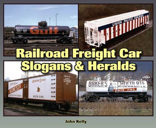 Railroad Freight Car Slogans & Heralds Book