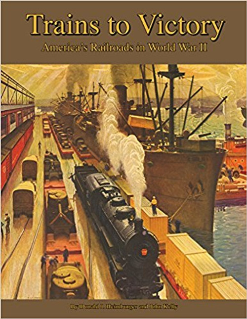 Trains to Victory Book