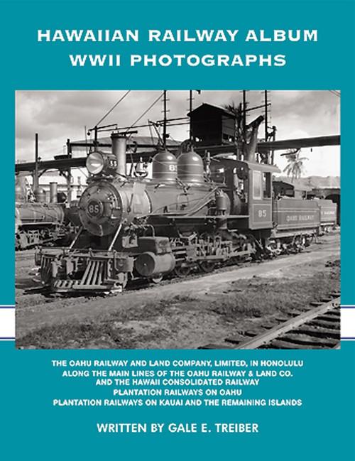 Hawaiian Railway Album WWII Photographs Book