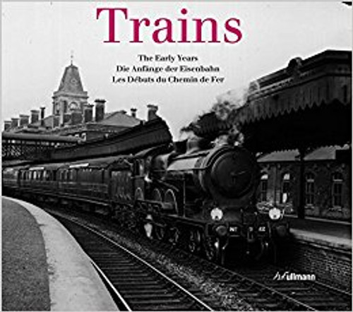 Trains The Early Years Book