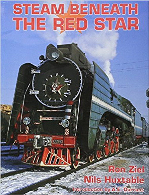 Steam Beneath the Red Star Book