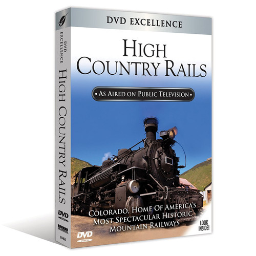 High Country Rails DVD