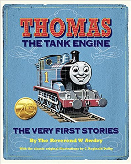 Thomas The Tank Engine: The Very First Stories Book
