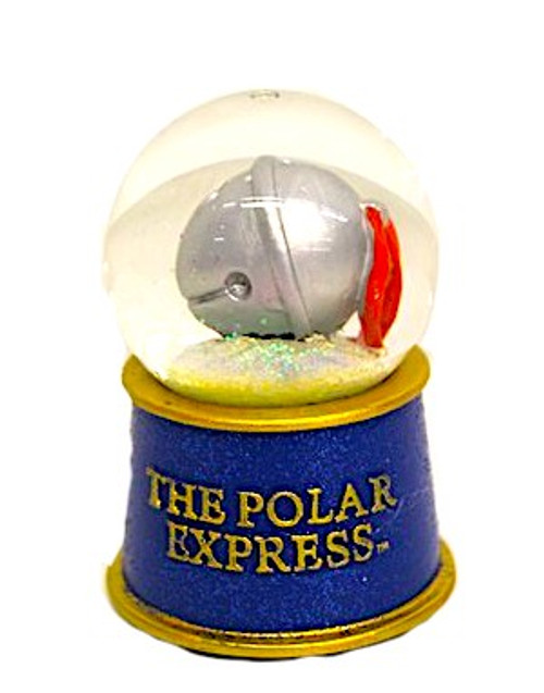 The Polar Express™ Snow Globe - Bell in Snow