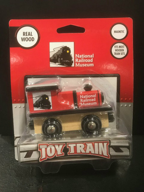 National Railroad Museum® Wooden Train