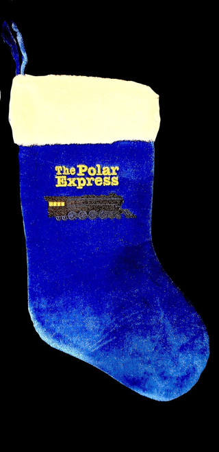The Polar Express™ Christmas Stocking