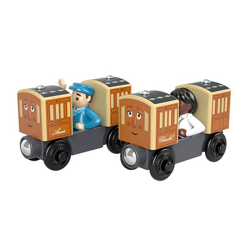 Thomas & Friends™ Wood Annie & Clarabel