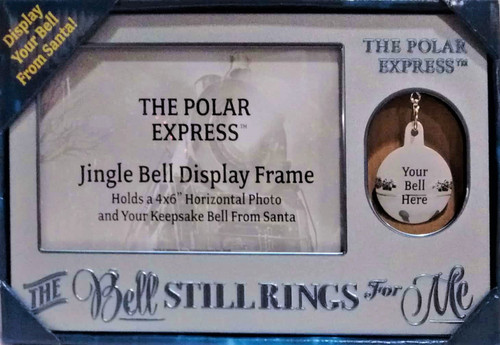 The Polar Express™ Jingle Bell Display Frame