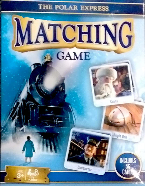 The Polar Express™ Matching Game