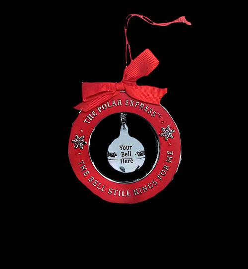 The Polar Express™ Jingle Bell Ornament