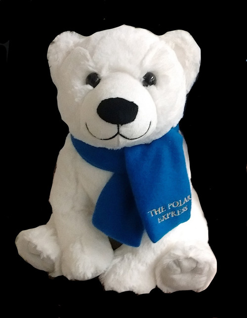 The Polar Express™ Polar Bear Plush