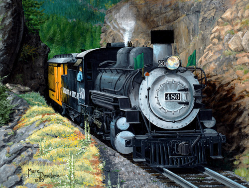 The Silverton 500-Piece Jigsaw Puzzle by SunsOut