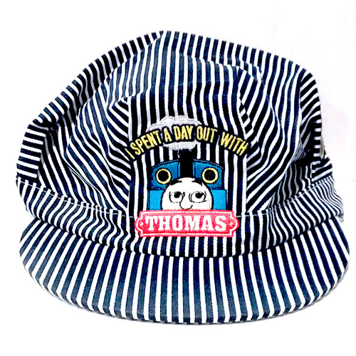 "Thomas & Friends™ ""Day Out With Thomas"" Blue Striped Engineer Hat"