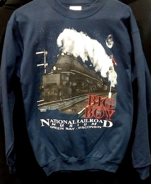 "Union Pacific ""Big Boy"" Sweatshirt - Adult"
